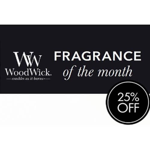 Geuren van de maand Woodwick