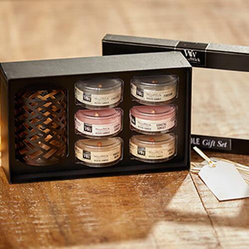 Woodwick giftsets